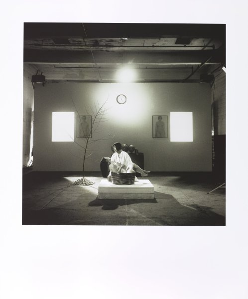 The Tragedy of Hiroshima, Carrie Mae Weems, archival pigment print