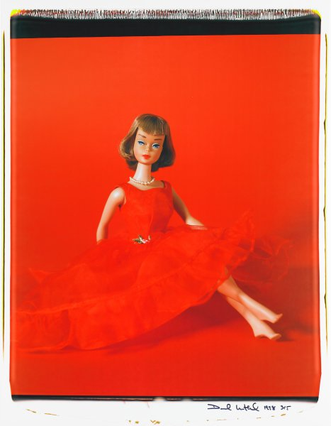 """Untitled, from the series """"Barbie"""", David Levinthal, Polaroid print"""