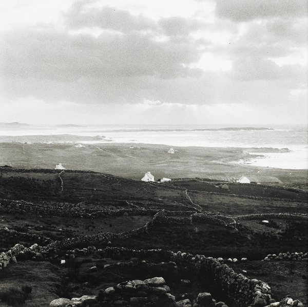 The Townland, Donegal, Ireland, Alen MacWeeney, Published by Hyperion Press Limited, gelatin silver print